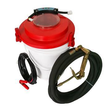 风发科技 24V电动加油机,适于16kg油脂桶,油管8米,WFP300