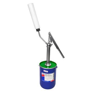 风发科技 手动加油器,用于罐装黄油弹/黄油筒,适于5kg油脂桶,WFS5