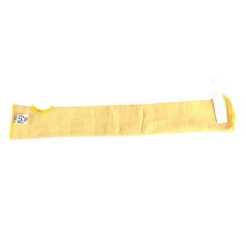 安思尔Ansell 3级防割护臂,70-123,Kevlar Sleeves系列 559mm 黄色,1副