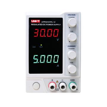 优利德/UNI-T 线性直流稳压电源,UTP3315TFL-II