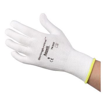 安思尔Ansell 尼龙手套,76-202-8,Stringknits系列 轻型,1付