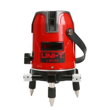 优利德/UNI-T 红光激光水平仪,LM550