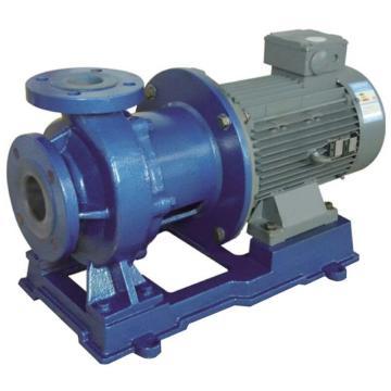 腾龙 CQB-F升级型氟塑料磁力泵,CQB50-32-160FT,法兰连接,国产电机