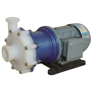 腾龙 CQB-F经典型氟塑料磁力泵,CQB20-15-75F,插管连接,国产电机