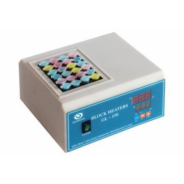 其林贝尔 微量恒温器(干浴恒温器),GL-150,加热块另外加配