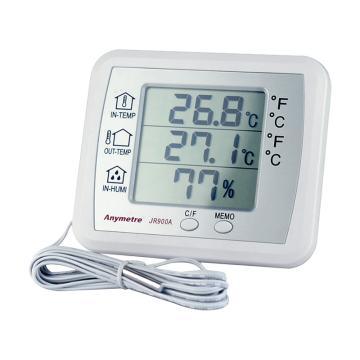 美德时/Anymetre 内外电子温湿度计,JR900A