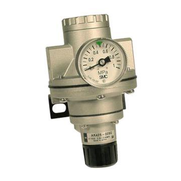 SMC 内部先导式减压阀,AR825-14