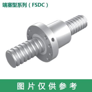 银泰PMI 滚珠丝杆 1R20-10T3-1FDDC-334-430-0.008 精密研磨级端塞型