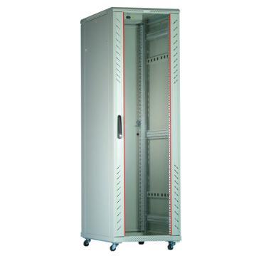 图腾/Toten 玻璃门网络服务器机柜,G26642