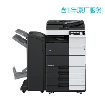 柯尼卡美能达 打印机,bizhub 658e 高速65页/分钟黑白复印/打印/扫描一体机 中配含1年原厂服务