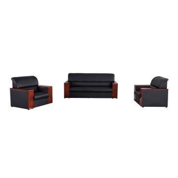沙发款式一,1+1+3,DT-sf003 西皮 黑色