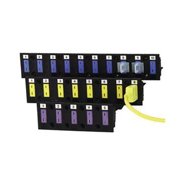 OMEGA MBS面板卡装条,MBS-10,1排10空位