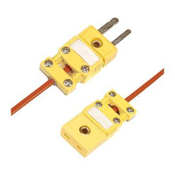 OMEGA SMPW-CC带电缆夹盖迷你插头,SMPW-CC-J-M