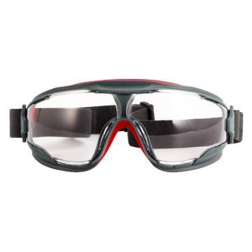3M 防护眼镜,GA501,超强防雾防护眼罩