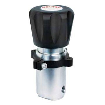 捷锐R45SL系列不锈钢特殊用途高压减压器,R45SLGV-ABW-00-00