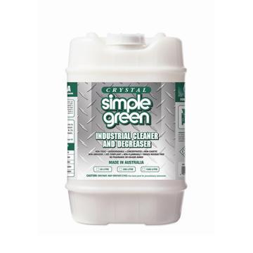 SimpleGreen 工业高效清洁剂,85256-025,18L/桶