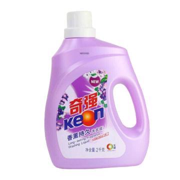 奇强香薰持久桶洗衣液,2kg 单位:桶