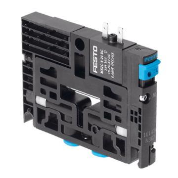 费斯托FESTO 5通电磁阀CPA系列,CPV10-M1H-5LS-M7,161414