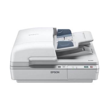 爱普生(EPSON)扫描仪,DS-6500 高速平板+馈纸式双面连续A4文档扫描仪