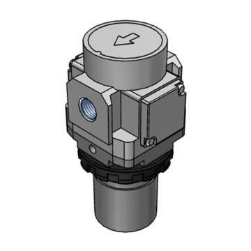 SMC 直动式精密减压阀,ARP30-02H-3