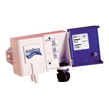 西特/Setra 1%精度微差压传感器266,±50Pa,4-20mA,6.2mm接头,±1%FS
