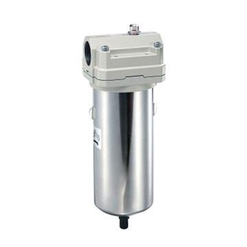 SMC 主管路过滤器,尺寸:35/75,AFF70D-10