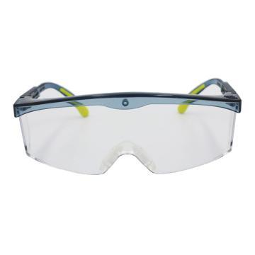 霍尼韦尔 防护眼镜,S200A plus,防冲击 防雾 加硬耐刮擦