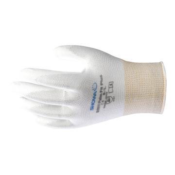 尚和倍斯特SHOWA BEST PU涂层手套,B0510-7