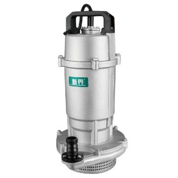 新界 Q(D)X-L2型铝壳小型潜水泵,QDX10-12-0.55L2,电缆长度8米