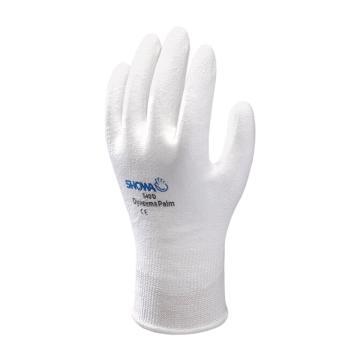 尚和倍斯特SHOWA BEST PU涂层HPPE防割手套,2级防割,540D-8
