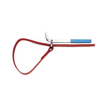 伍尔特 带式油管扳子, D200MM,带长860MM,071557 20