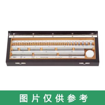 马尔/Mahr 组套公制钢制块规,121块 0级,4800030,不含第三方检测