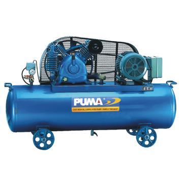 巨霸PUMA 皮带式空压机,GTX75250,三相