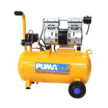 巨霸PUMA 无油静音直接式空压机,WE125,单相