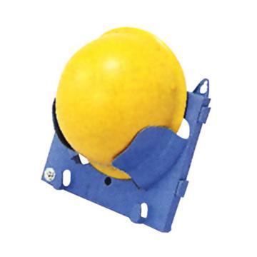 安赛瑞 安全帽放置架(单帽),蓝色,240×275mm,12047