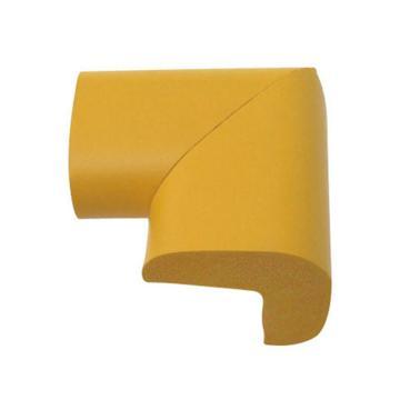 安赛瑞 经济型防撞护角,黄色,48×48×70mm,11609-4,4个/包