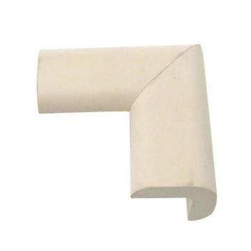 安赛瑞 经济型防撞护角,象牙白,31×31×70mm,11611-4,4个/包