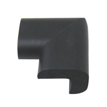 安赛瑞 经济型防撞护角,黑色,48×48×70mm,11615-4,4个/包