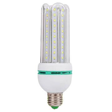 8113820格瑞捷 LED灯泡,U型220V 16W E27 6500K白光,单位:个