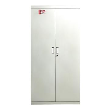 西斯贝尔SYSBEL 紧急器材柜-灰色,不带视窗,双门/手动,1800×1200×450mm,WA930450