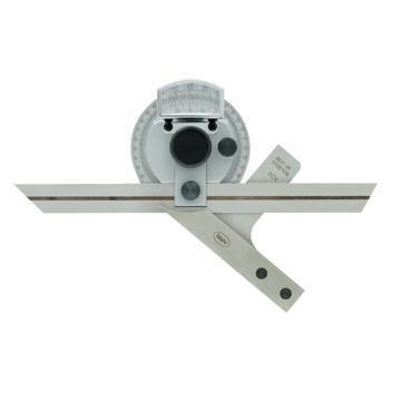 马尔/Mahr 万能角度尺,0-360°刀片150mm,4214050,不含第三方检测