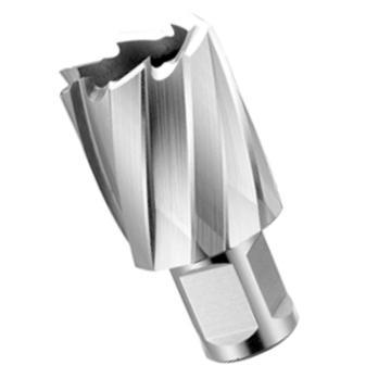 创恒CHTOOLS高速钢X型直角柄钢轨钻,Φ22*25mm,DRHX-20220FL1