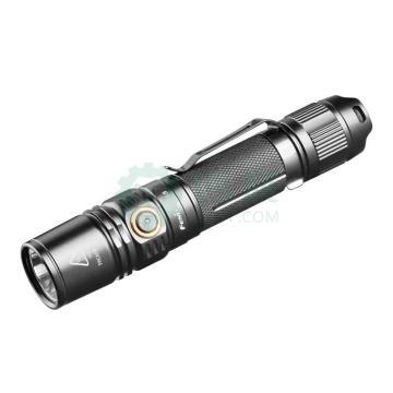 Fenix LED防水强光手电筒 PD35 V2.0 黑色1000lm 含2600毫安锂电池和单槽充电器ARE-X1,单位:套