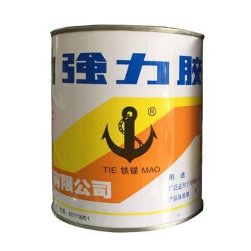 铁锚 多用途氯丁胶粘剂,801,860g/罐
