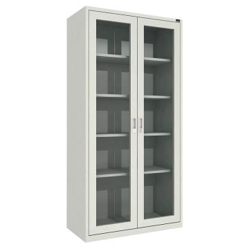 佰斯特 防静电工具柜,(玻璃整体双开门柜)900*440*1800 钢板厚(mm):1,CH-10-10E