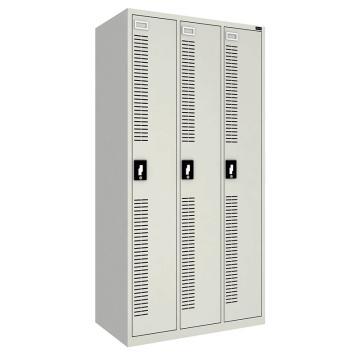 佰斯特 防静电更衣柜,(三门更衣柜)900*510*1800 钢板厚(mm):0.8,CH-5-08E