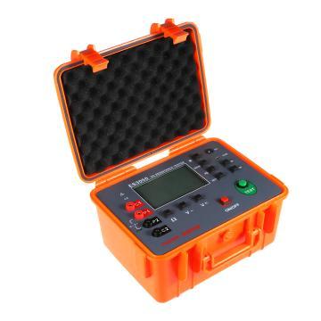 征能/FUZRR 数字式等电位测试仪(微欧计、欧姆计、直流接地电阻测试仪),ES3050