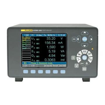福禄克/FLUKE NORMA 4000高精度功率分析仪,FLUKE-N4K 1PP35