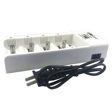 劲霸 充电器,1号2号5号7号9V充电电池 多功能充电器