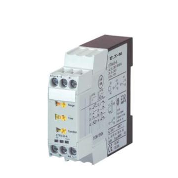 伊顿EATON 时间继电器,ETR4-51-W
